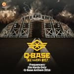 Cover: Frequencerz - Die Hards Only (Q-BASE Anthem 2016)