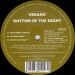 Cover: Verano - The Rhythm Of The Night