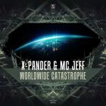 Cover: X-Pander - Worldwide Catastrophe