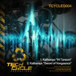 Cover: Katharsys - Hi Tension