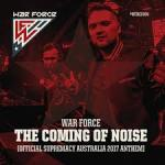 Cover: Force - The Coming Of Noise