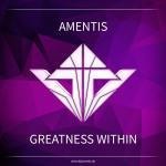 Cover: Amentis - Greatness Within