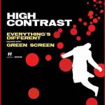 Cover: High Contrast - Everything's Different