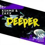 Cover: KSHMR & ZAXX - Deeper