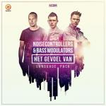 Cover: Bass Modulators - The Feeling Of
