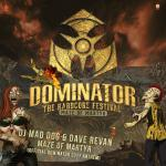 Cover: DJ Mad Dog & Dave Revan - Maze Of Martyr