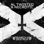Cover: Al Twisted & Necrotic - Baddest MF