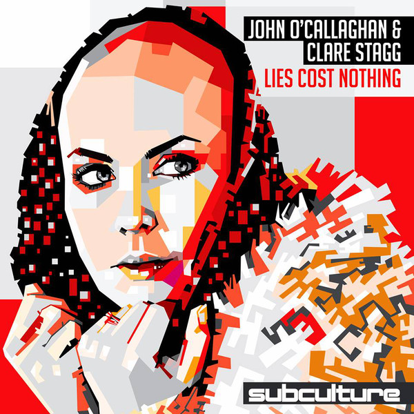 Cover art for the John O'Callaghan & Clare Stagg - Lies Cost