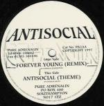 Cover: Antisocial - Antisocial (Theme)