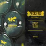 Cover: Audiofreq - The Vault