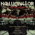 Cover: Hallucinator feat. Isacco Pattini - Resist