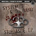 Cover: System 3 & DJ Dano - Jackhammer Kiss