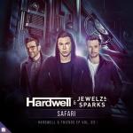 Cover: Hardwell & Jewelz & Sparks - Safari
