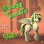 Cover: Glaze - Beyond Her Garden