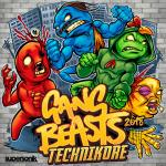 Cover: Technikore - Gang Beasts 2018