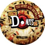 Cover: The Artist Also Known As - Eating Donuts