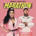Cover: Jebroer & Anita Doth - Marathon