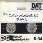 Cover: Elektrochemie L.K. - Schall (T. Schumacher Mix)