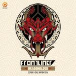 Cover: Frontliner - Dragonblood (Defqon.1 Chile Anthem 2016)