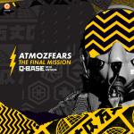 Cover: Atmozfears - The Final Mission (Q-BASE 2018 Anthem)