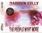 Cover: Darrien Kelly Ft. The Ultimate Mc - The People Want More (Marc Acardipane Remix)