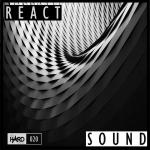 Cover: React - Sound