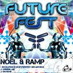 Cover: Noel - Revolution Is On (Future Fest Anthem 2010)