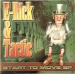 Cover: DJ E-Rick & Tactic - Start To Move