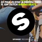 Cover: DJ Paul Elstak - Raving Beats