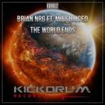 Cover: Brian NRG ft. MissJudged - The World Ends