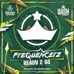 Cover: Frequencerz - Ready 2 Go (WiSH Outdoor 2019 Worldwide Anthem)