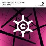 Cover: Moonsouls & Marjan - Save You