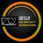 Cover: Hixxy - Superhuman