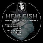 Cover: Hellfish - Shit In The Garden