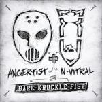 Cover: Angerfist - Bare Knuckle Fist