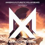 Cover: Angemi & Futuristic Polar Bears - Odyssey