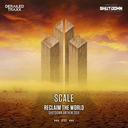 Cover Art For The Scale Reclaim The World Shutdown 2019 Anthem
