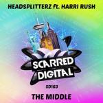 Cover: Headsplitterz ft. Harri Rush - The Middle