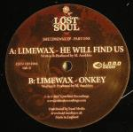 Cover: Limewax - He Will Find Us