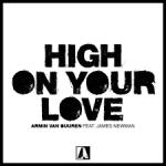 Cover: Armin van Buuren - High On Your Love
