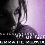Cover: Levi Whalen feat. Wonder - Set Me Free (Erratic Remix)