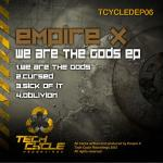 Cover: Empire X - We Are The Gods