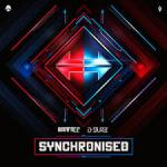 Cover: Warface & D-Sturb ft. Carola - Synchronised