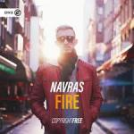 Cover: Navras - Fire