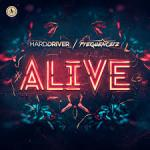 Cover: Frequencerz - Alive