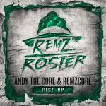 Cover: Andy The Core & Remzcore - Rise Up