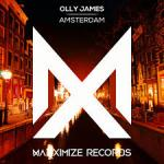 Cover: Olly James - Amsterdam