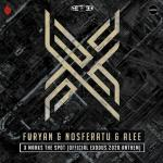 Cover: Nosferatu - X Marks The Spot (Official EXODUS 2020 Anthem)