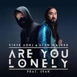 Cover: Alan Walker - Are You Lonely