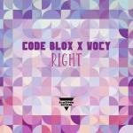 Cover: Code Blox & Vocy - Right